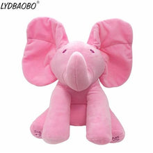 Peek-A-Buddy™ Elephant Plush Toy