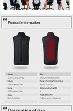 Vortex™ The Revolutionary Heated Vest