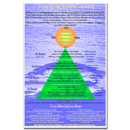 City of Wellness Road Map