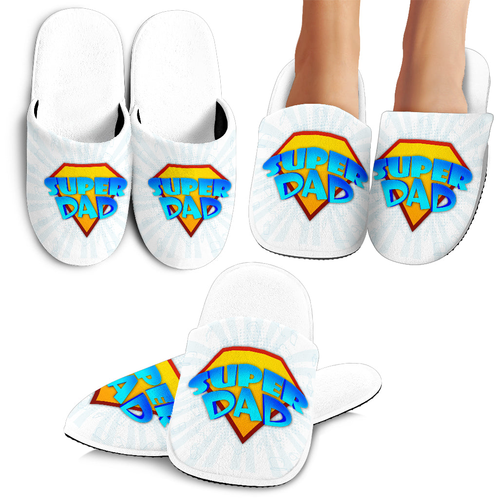 c2e1480698a Super Dad Slippers – Shop It All Y all