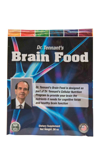 Brain Food Travel Packet