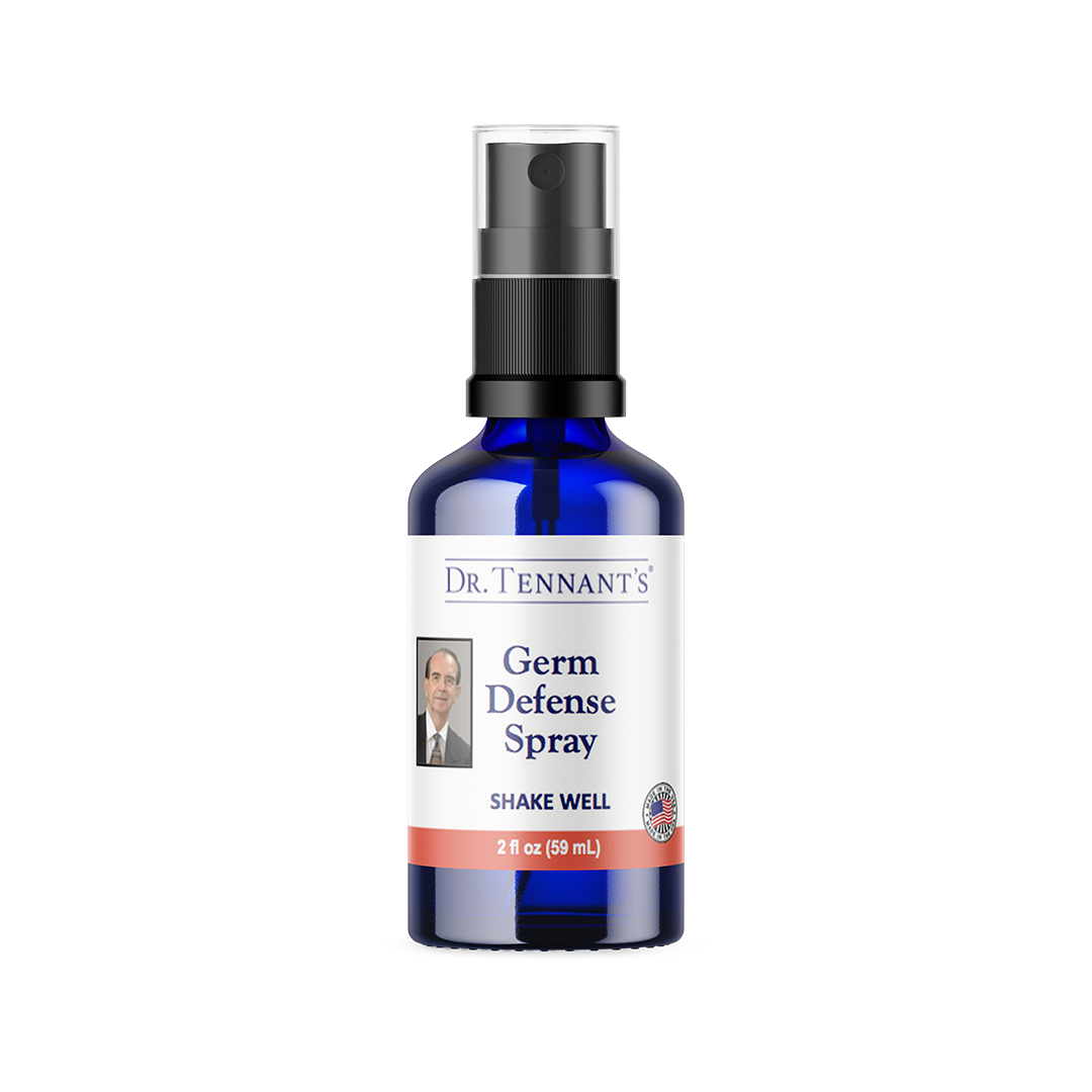 Essential Oil Germ Defense Spray