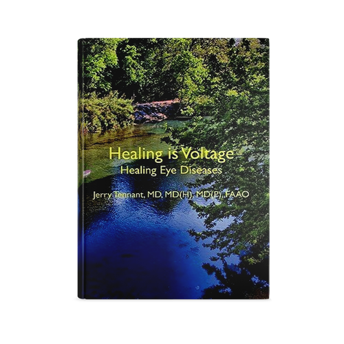 Book: Healing Eye Diseases