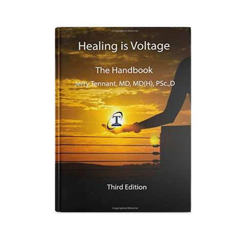 Book: Healing is Voltage 3rd Edition