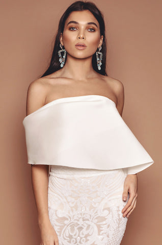 Structured Asymmetric Bodice