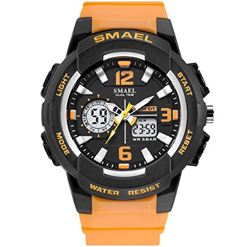gsol silicone p s men china digital dual watch display watches custom sm i chronograph clock sports analog led quartz htm alarm