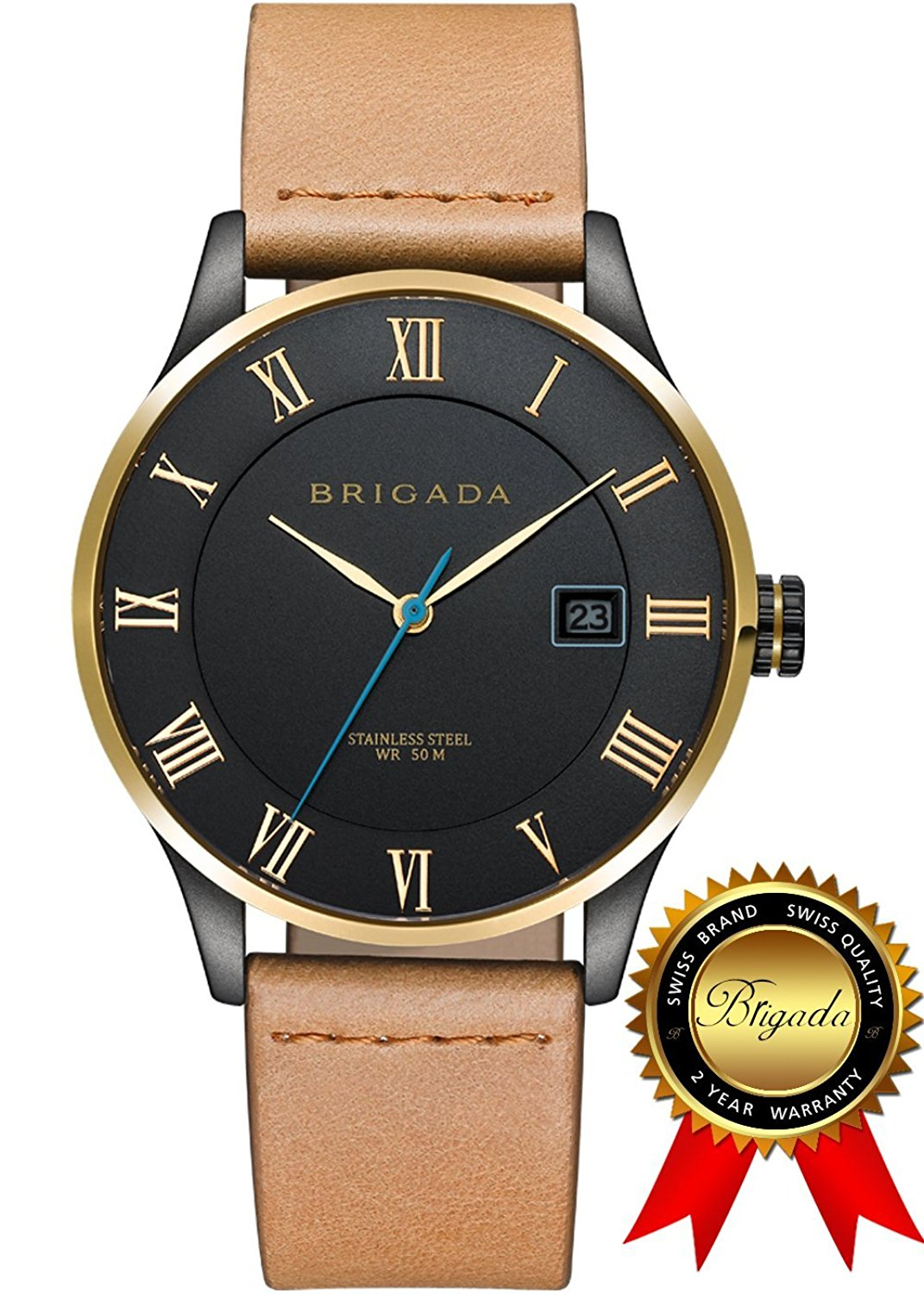 casual watches gift mens lover black or for brigada yourself great friends cool watch swiss men families s nice products fashion business