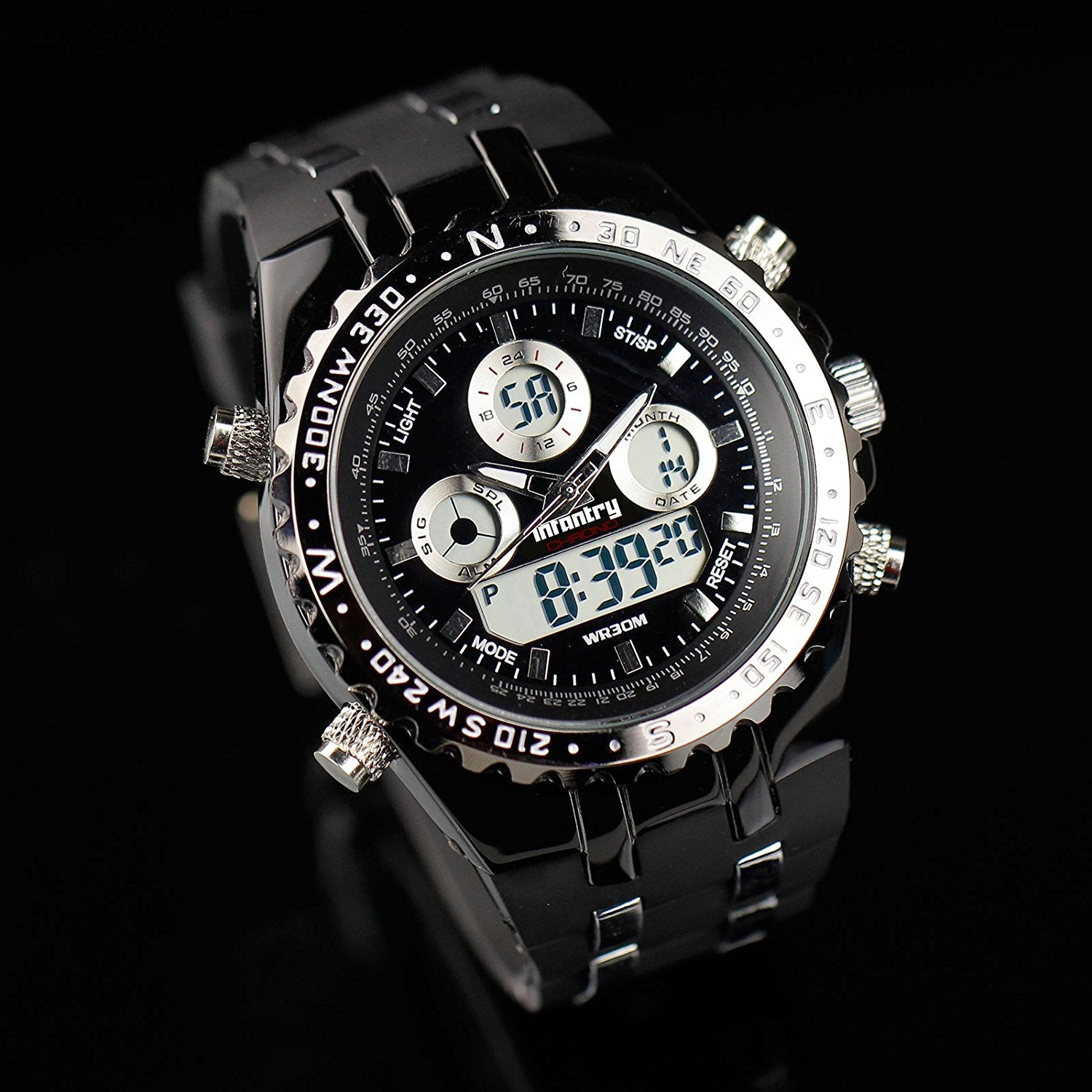 fullscreen bracelet watches view tw steel canteen stainless in accessories lyst watch
