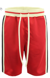 Marco Side Stripe Track Shorts