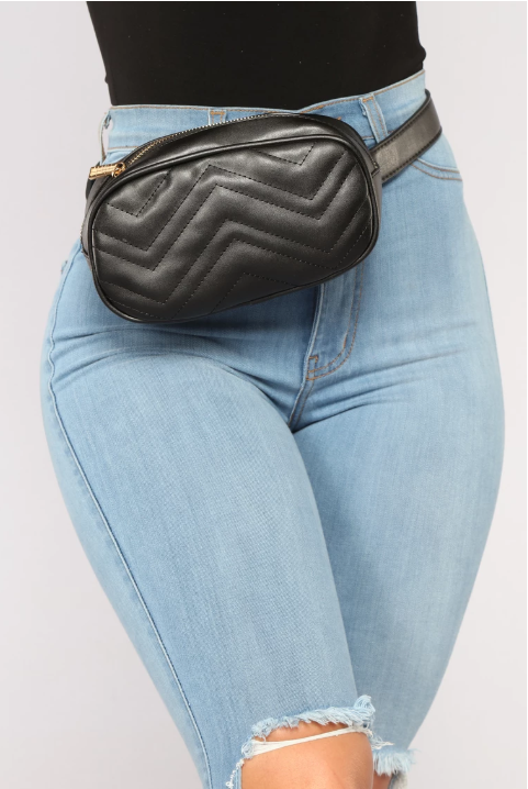 So-HER Fanny Pack (Black)