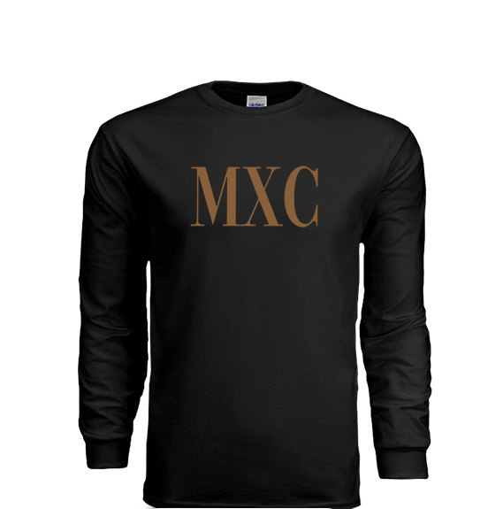 MXC Midnight-Black Sweater