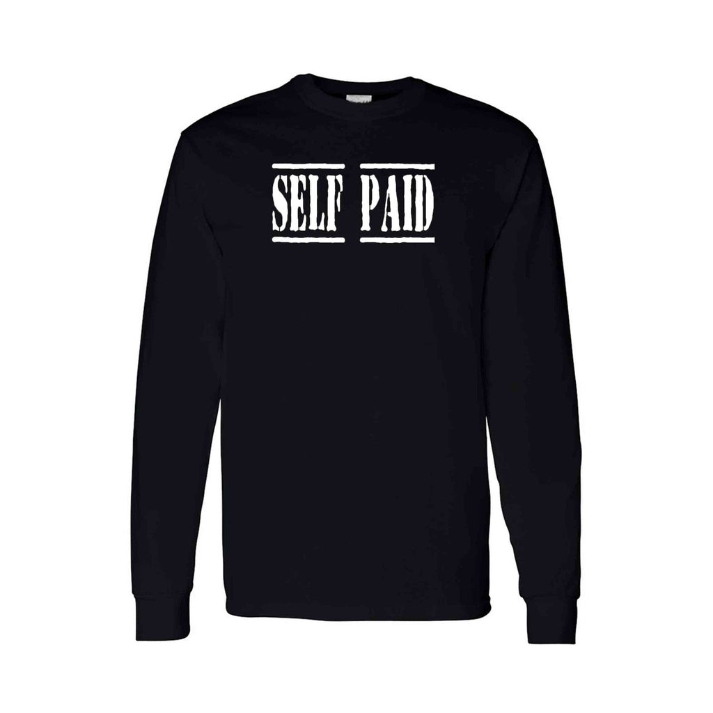 Men's Long Sleeve Shirt Self Paid