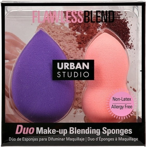 Urban Studio Duo Make-Up Blending Sponges