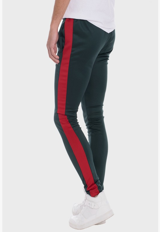 Gucci Inspired Green and Red Joggers