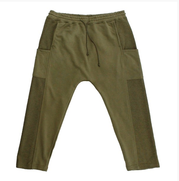 KayDen's French Terry Sweats Jogger (Hemp Color)