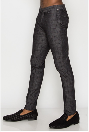 Statement Making Men's Casual Dress Pants