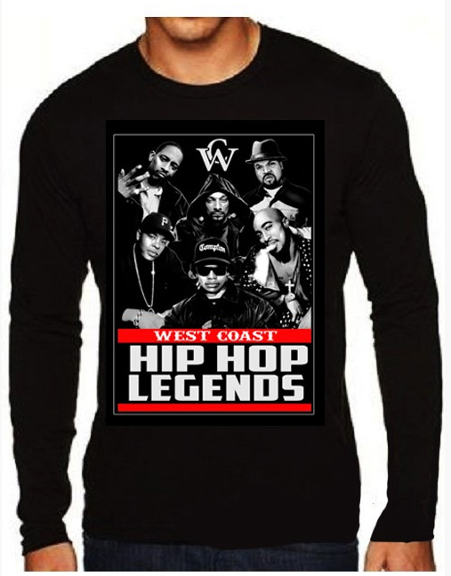 CX Hip Hop Legends Sweater Shirt - SOLD OUT