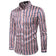 Boy's Night Out Men's Striped Shirt