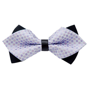 JECKSION Fancy Adjustable Bowtie