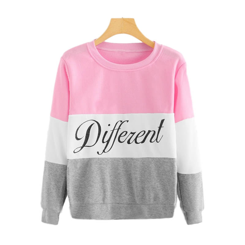 She So 'Different' Sweatshirt