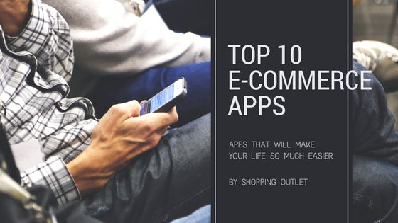 Top 10 - Ecommerce App - According to public rating