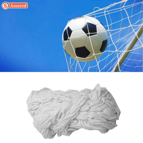 SO Power Football Soccer Goal Post Net (Nylon Single Wire) - Shopping Outlet