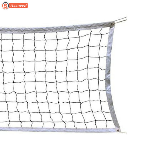 SO Ultra Volleyball Net Nylon (1 Mtr X 9.5 Mtr) - Shopping Outlet