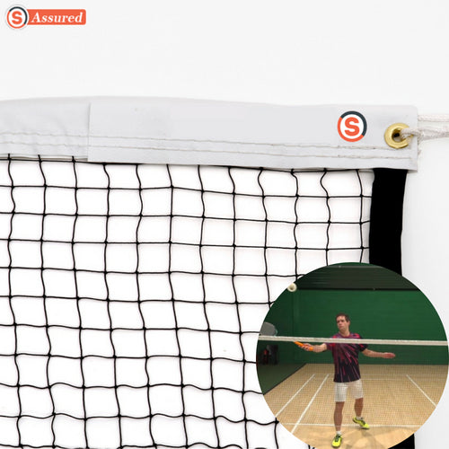 SO Power Nylon Badminton Net (Standard Size) - Shopping Outlet