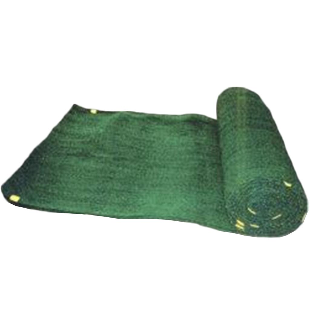 CRICKET MAT GREEN (33X9)