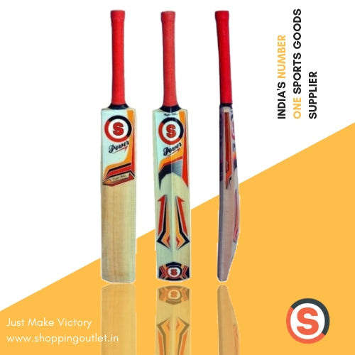 SO Boost Cricket Bat(E.W.) - (No-H)Grade - 1