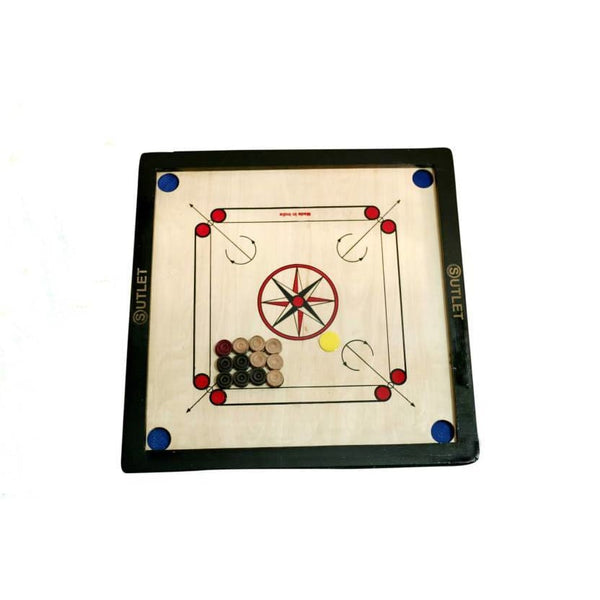 So 26 Inch Carrom Board (1.5Inch Border) Carrom Boards