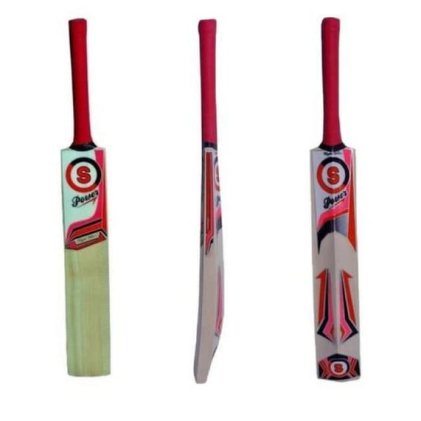 So Pink Power English Willow Cricket Bat Cricket Bat