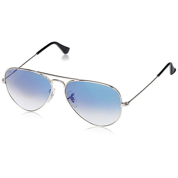 So Power Aviator Light Blue Sunglasses (Unisex) Sunglasses