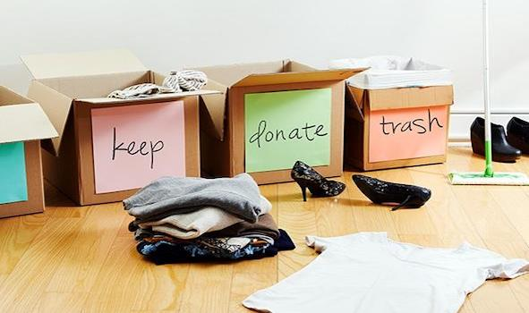 5 decluttering methods (you may not have heard of)