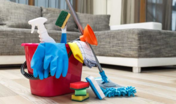 How To Deep Clean Your Home!