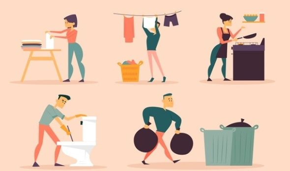 Top Tips for Keeping on Top of Housework
