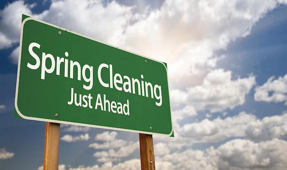 How spring cleaning can BOOST your health