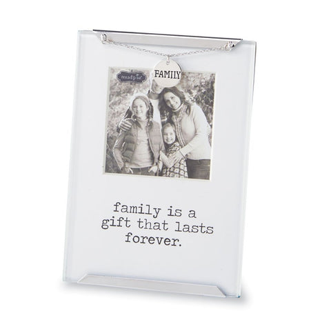 FAMILY IS A GIFT CLIP FRAME