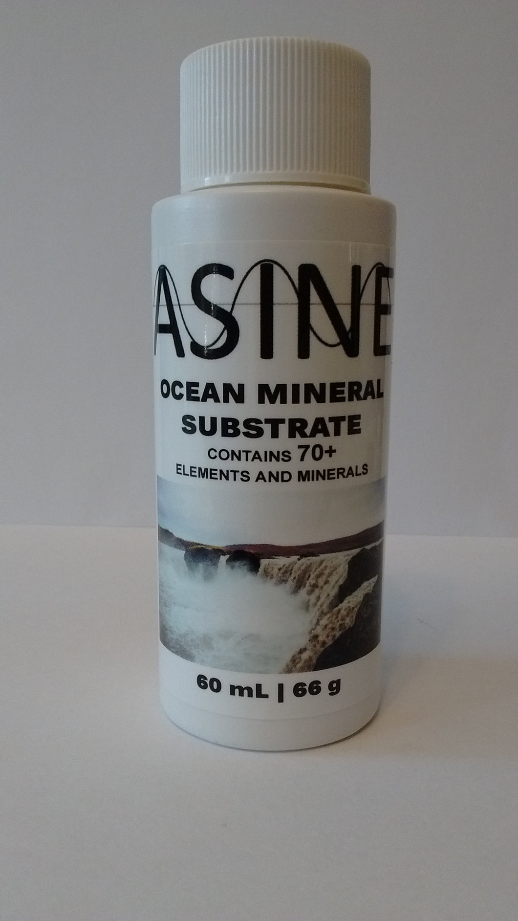 Ocean Mineral Substrate - Atomically Separated Inductive Natural Elements