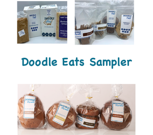 Doodle Eats Sampler - Monthly Subscription