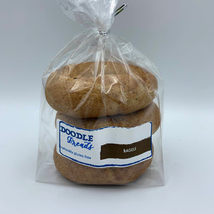 Plain Bagel (Bag of 3)