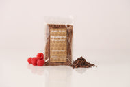 Raspberry Nibs Chocolate