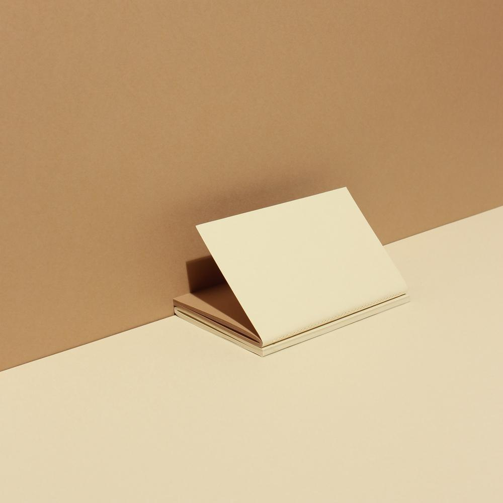 Twin-Note - CREAM | BROWN