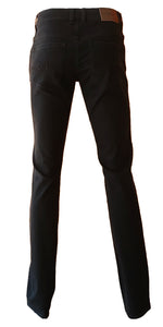 Mens Straight Leg in Black