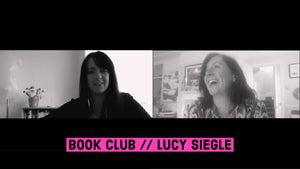 Book Club with Lucy Siegle