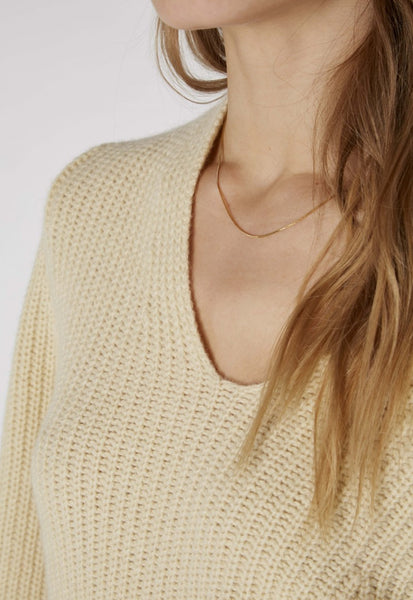 SABINA Slouchy Knitted Jumper