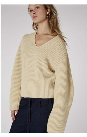 SABRINA Slouchy Knitted Jumper