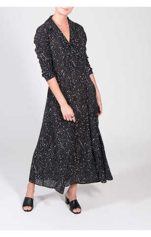 IVYY Black Star Dress