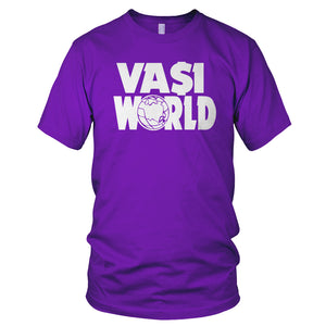 Vasi World T-Shirt (Multiple Colors)