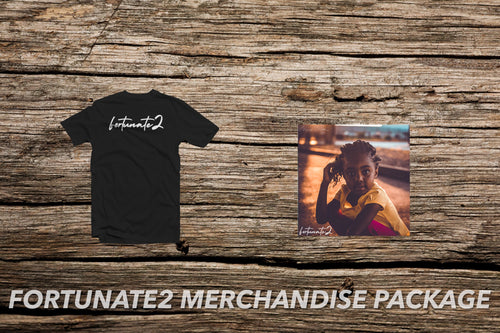 Fortunate2 Merchandise Package